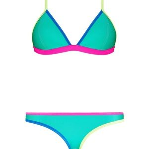 Triangl Dolly Thunderbolt bikini set